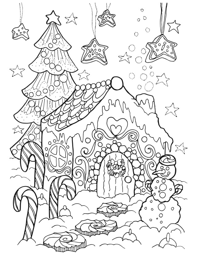 Coloring Books for Adults - Adult coloring books and free ...