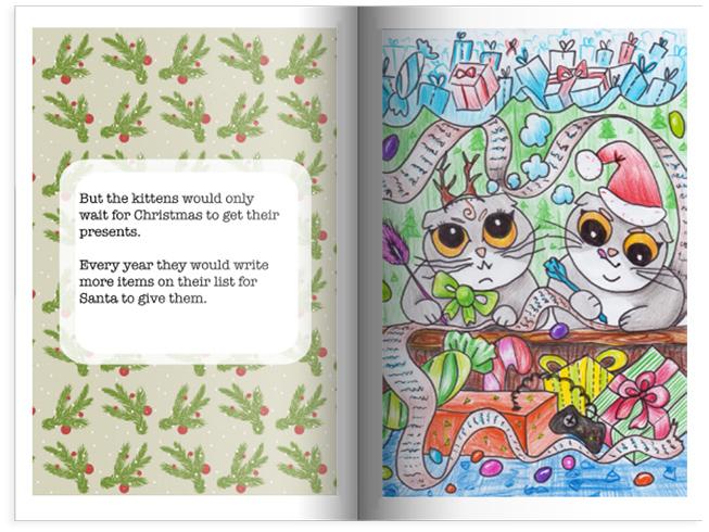 Christmas Childrens book