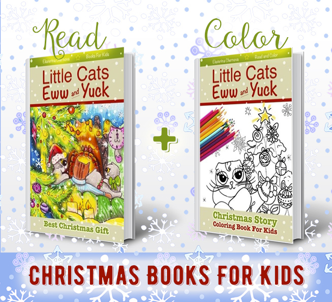 New Christmas books for kids