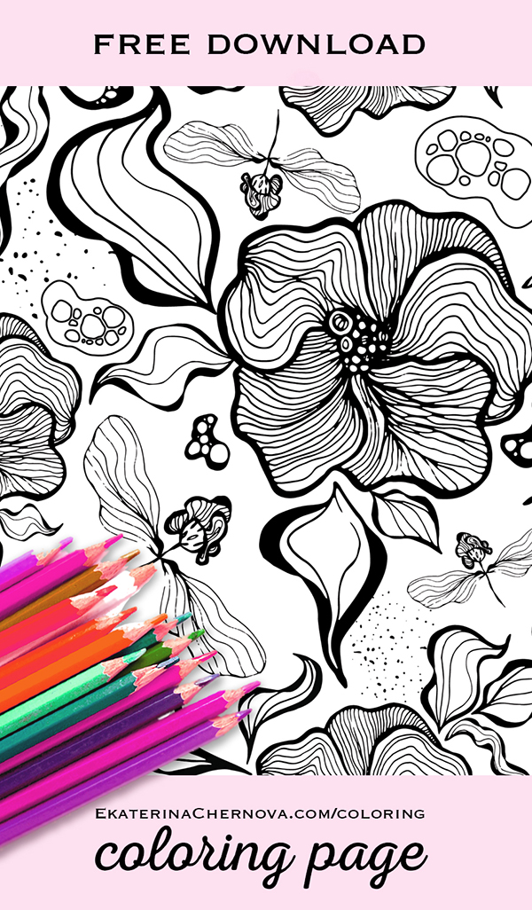 floral-pattern-coloring-free-download
